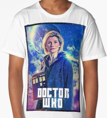 13th Doctor - Doctor Who Long T-Shirt