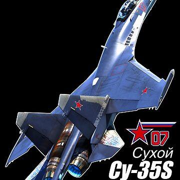Fighterjet - SU27 - WAR JET FIGHTER PLANE by dahool23