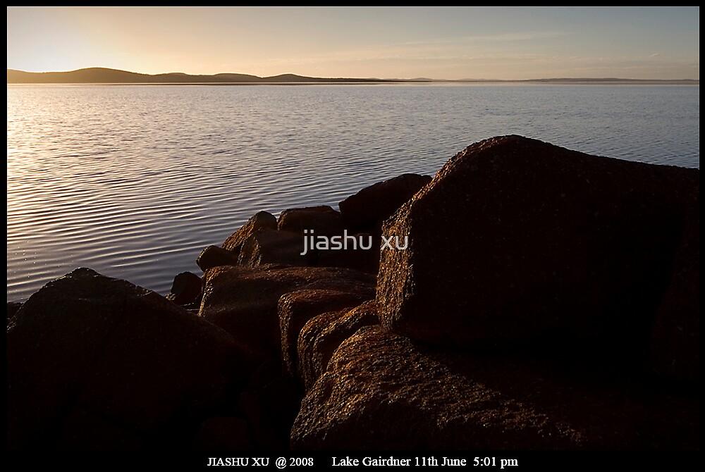 Lake Gairdner-11Jun-5.01pm by jiashu xu