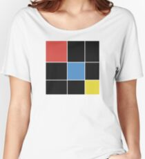 Trinomial Cube Women's Relaxed Fit T-Shirt