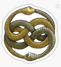 The Neverending Story, LA HISTORIA INTERMINABLE, AURYN Sticker