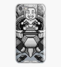 FIGHT ME! - Baby Mountain Mecha!? iPhone Case/Skin