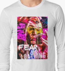 fear and loathing in las vegas print Long Sleeve T-Shirt