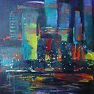 Purple Rain by Alison Howson