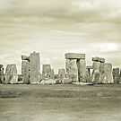 Stonehenge by Maureen May