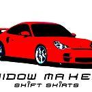 Widow Maker - Porsche 911 996 Inspired by ShiftShirts