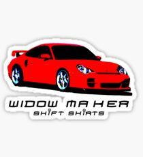 Widow Maker - Porsche 911 996 Inspired Sticker