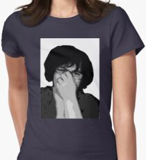 The Recliner Cast Maisey!  Women's Fitted T-Shirt