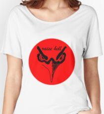 menacing bird Women's Relaxed Fit T-Shirt