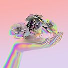 Hand Full of Flowers by nickjaykdesign