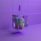 Glass Head by nickjaykdesign