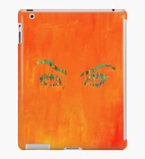 the walls have eyes.  iPad Case/Skin