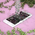 Liquid Phone by nickjaykdesign