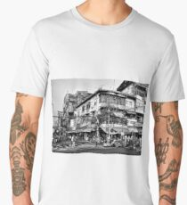 Saigon... Men's Premium T-Shirt