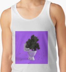 Toilet Tree Tank Top