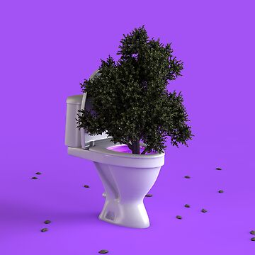 Toilet Tree by nickjaykdesign