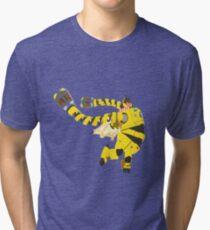 Mechanica Minimalist Tri-blend T-Shirt