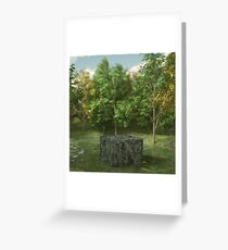 Discovery Greeting Card