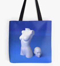 Materialistic Tote Bag