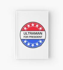 ULTRAMAN FOR PRESIDENT Hardcover Journal