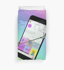 Wrapped Up Duvet Cover