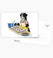 Cookie Time Postcards