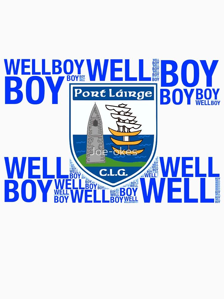 Well Boy Waterford GAA by Joe-okes