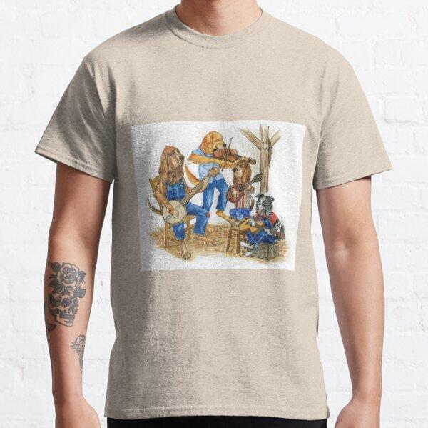 Bluegrass in the Barn Classic T-Shirt