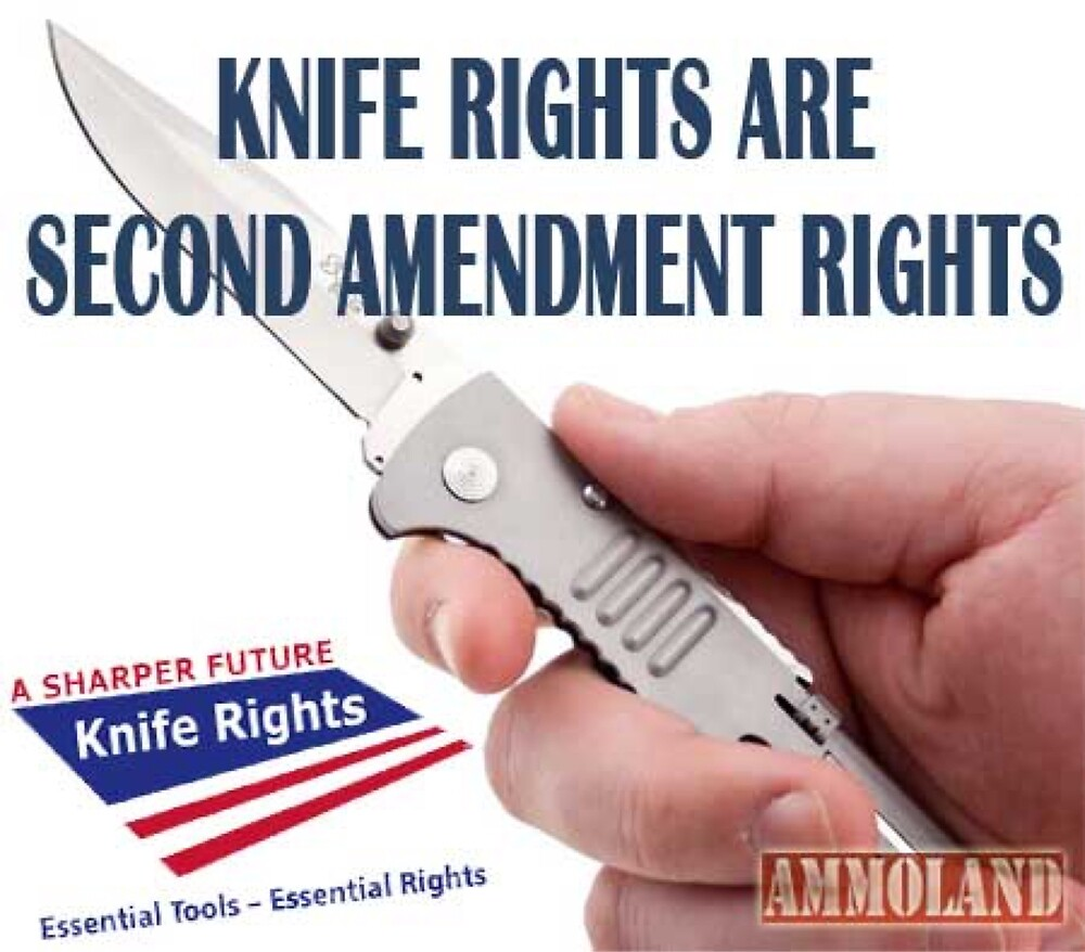 Knife Rights are second amendment rights  by Necros1987