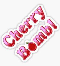 Cherry Bomb * Sticker