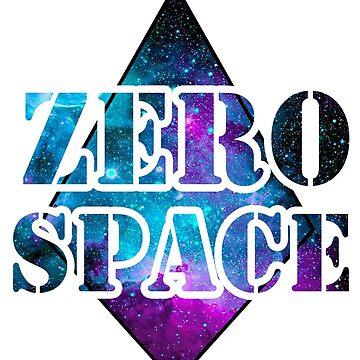 Zero Space Diamond Space by YOUNGTHUNDA