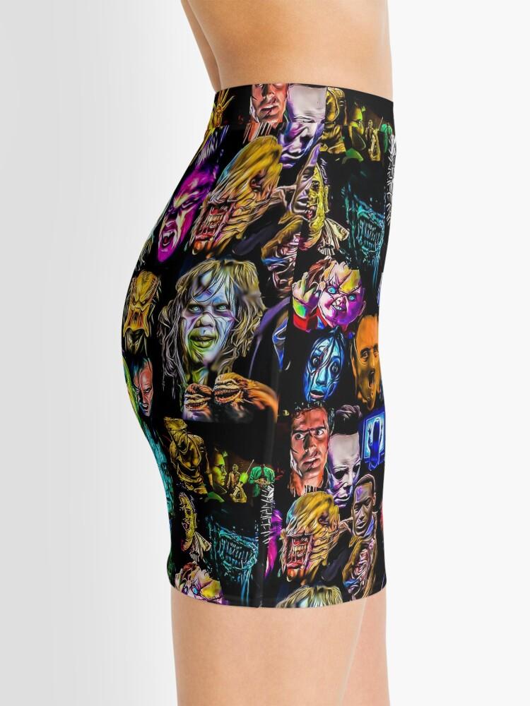 Alternate view of horror collection  Mini Skirt