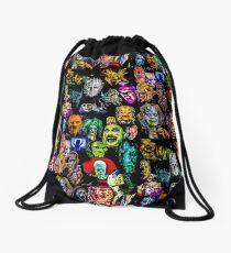 horror collection  Drawstring Bag