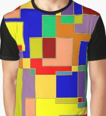 Abstract #26 Buried in the Archives Graphic T-Shirt