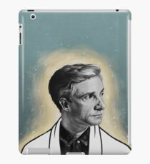 Conductor of Light - John Watson iPad Case/Skin