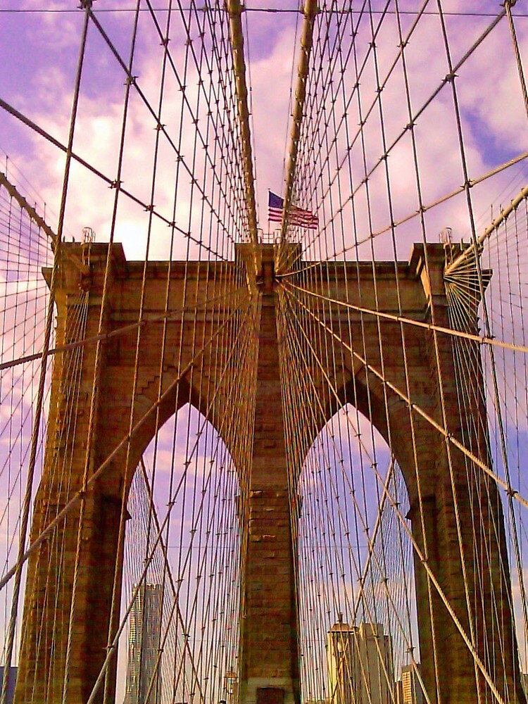 Brooklyn Bridge by TerraplaneTommy