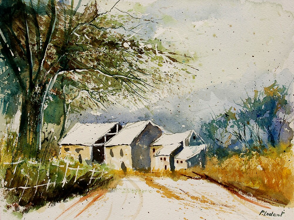 watercolor 010708 by calimero