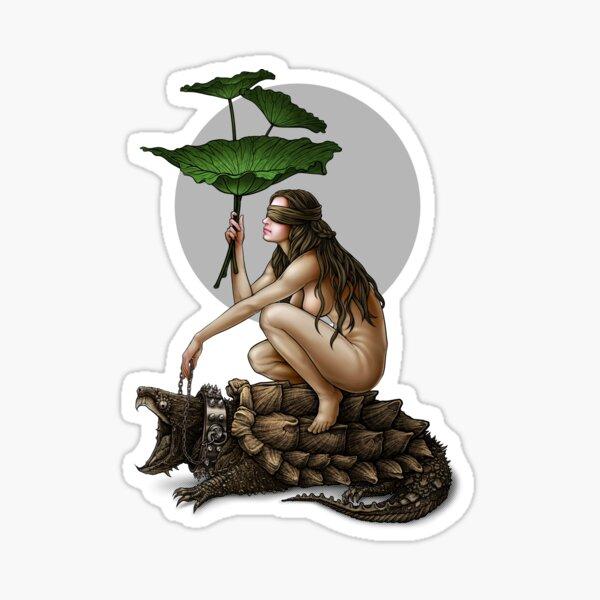 Winya No. 112 Sticker