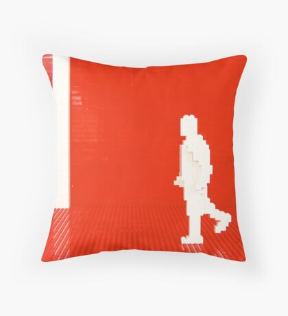 Maintaining Normality Throw Pillow