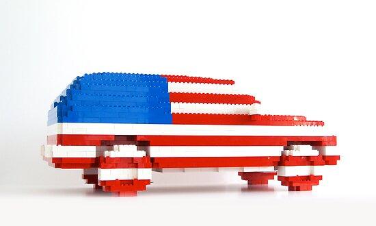 American SUV by Sean Kenney