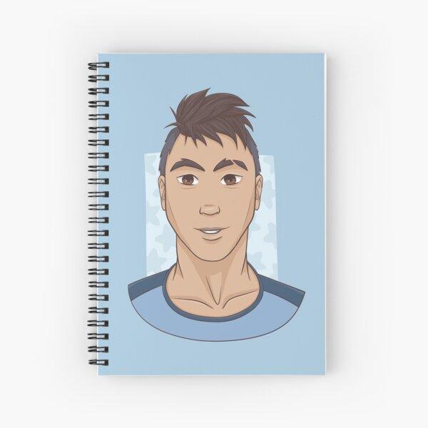 Fitness Dad Spiral Notebook