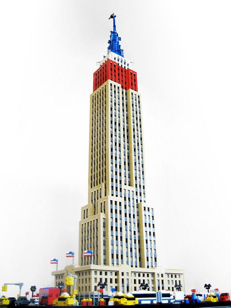 Empire State Building by seankenney