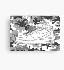 Air Force 1 Canvas Print