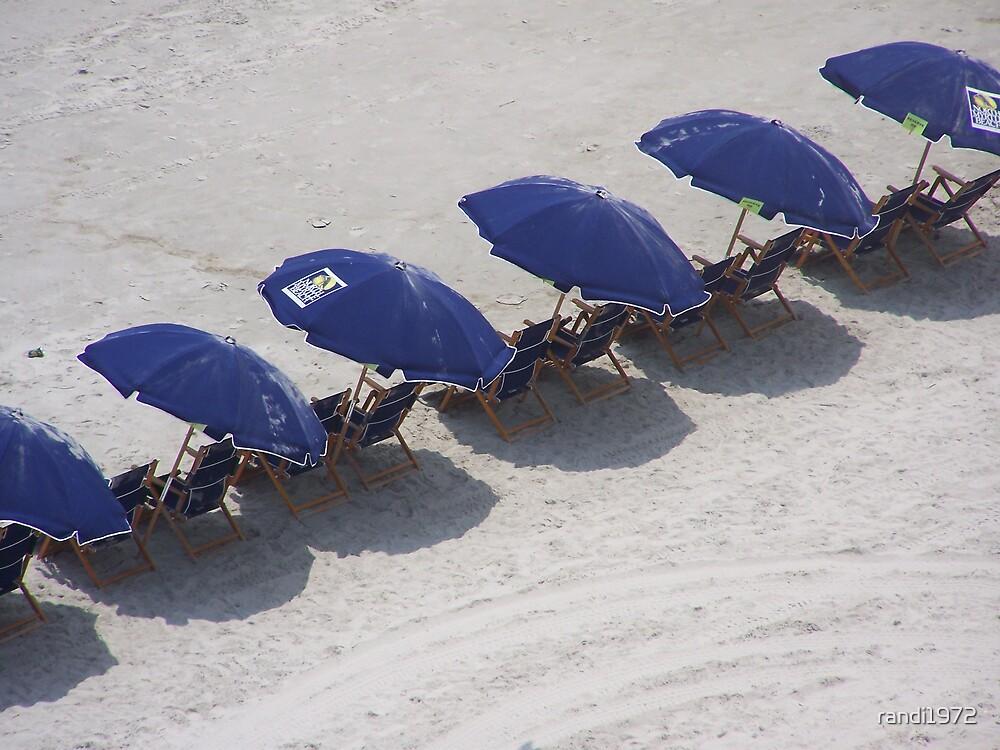Blue chairs by randi1972