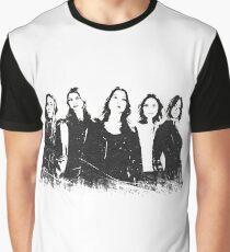 Ladies of SHIELD Graphic T-Shirt