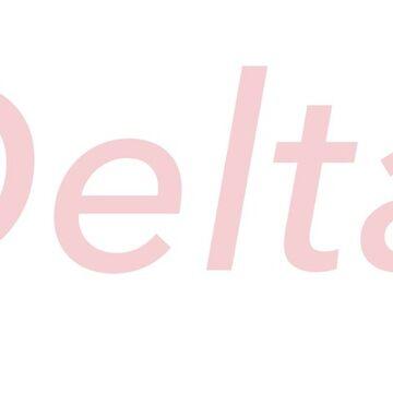 Delta. by millenialthink