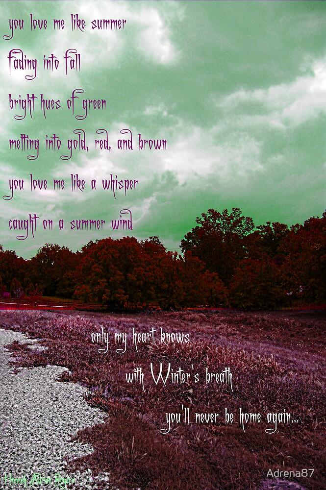 Winter's Breath by Adrena87