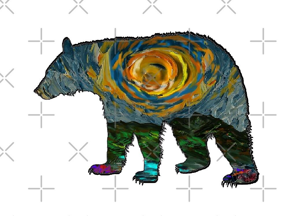 Bear Escape by NINUNO