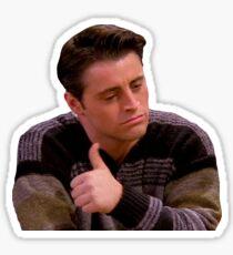Joey Tribbiani Friends TV Sticker