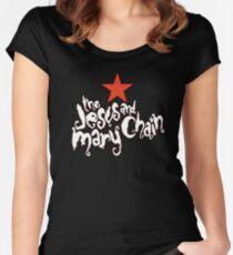 j&MC Stars Women's Fitted Scoop T-Shirt